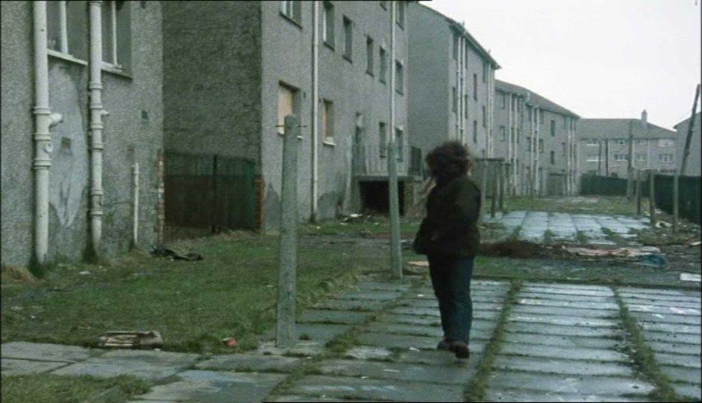 Jake takes a stroll in Greenock...