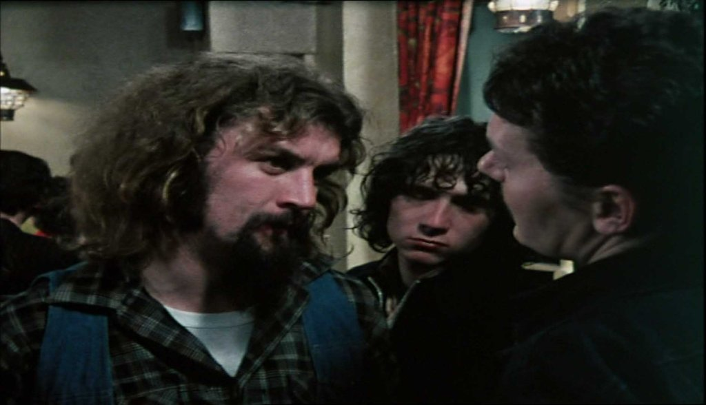 Billy Connolly makes a cameo appearance...